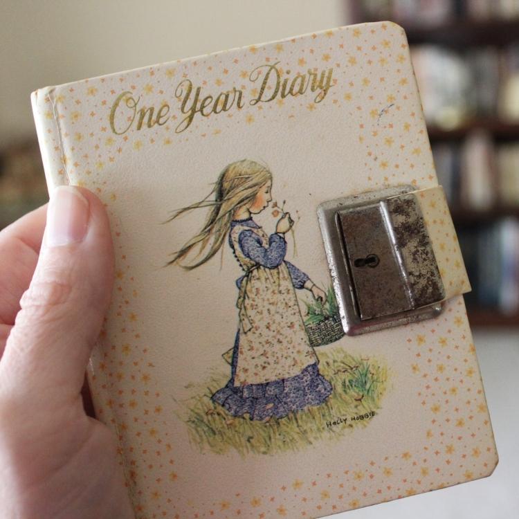 Holly Hobbie diary