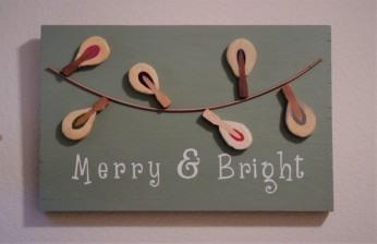 """Inspirations: """"Merry and Bright"""""""