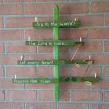 """""""O Christmas Tree"""" green"""