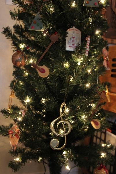 Hammer Christmas Ornaments