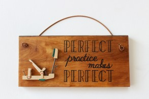 """Inspirations: """"Perfect Practice"""""""