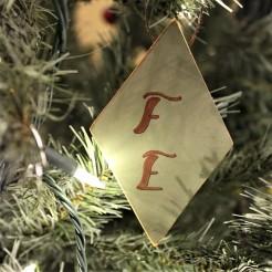 "Ornamento: ""Fe"""