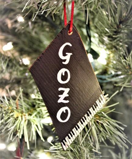 """Ornamento: """"Gozo"""""""