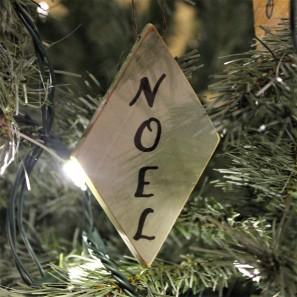 Ornament: Noel