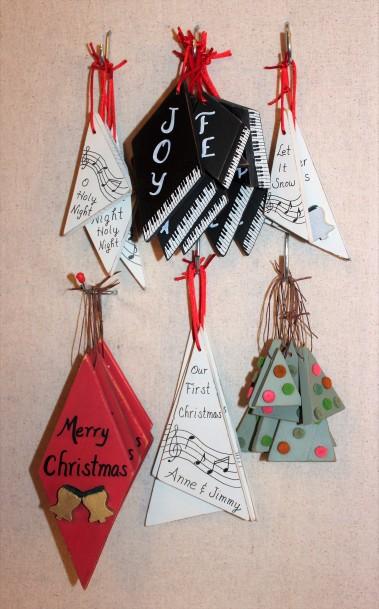 Various Ornaments