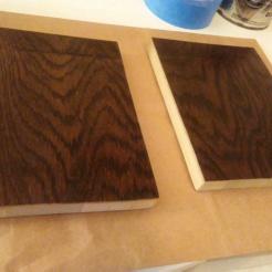 02 Boards cut