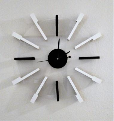 Key Clock, Symmetrical (8)
