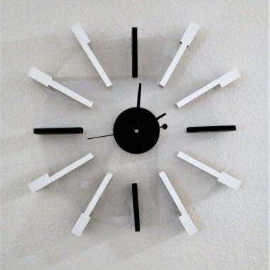 Andante Key Clock, Symmetrical (2)